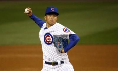 MLB》小熊國聯中區封王 曾仁和有望2度先發