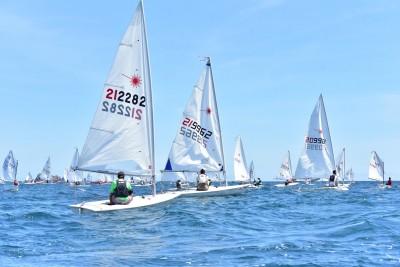 全運會帆船比賽 宜縣囊括6金是最大贏家