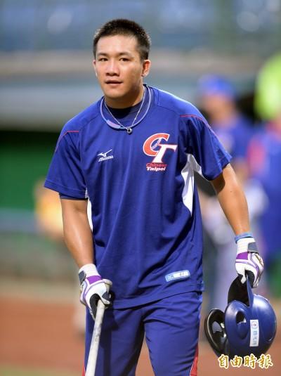 棒球》亞錦賽提升信心 楊振裕想再拚一次職棒選秀