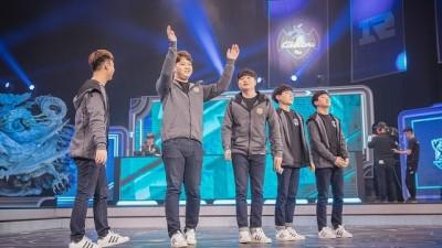 LOL世界賽》小組賽次日B組戰況 韓國王者LZ二連勝獨占鰲頭