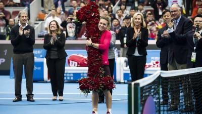 中網》哈勒普終於得償所望 羅馬尼亞首位女網世界球后