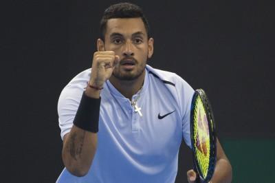 網球》挺進中國網賽決賽 基里奧斯將對決納達爾