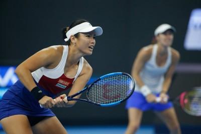 網球》哈勒普輸中網照當球后 詹詠然女雙排名坐二望一