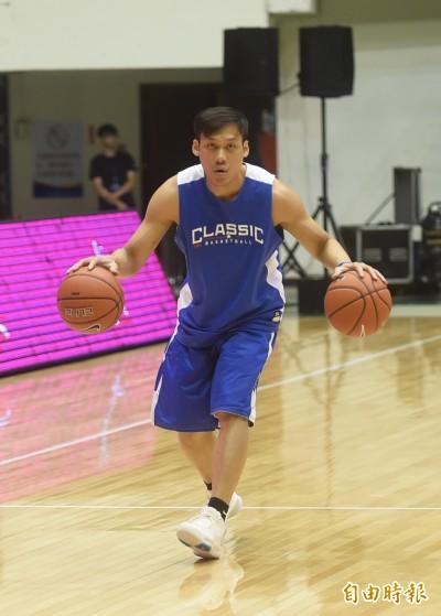 林志傑在世界盃培訓名單中 台灣男籃今晚開訓