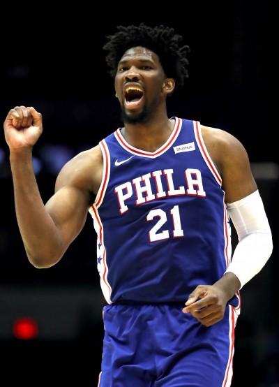 NBA》熱身賽首登場 恩比德砍22分助七六人開胡(影音)