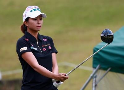 高球》台日交流香川縣女子高爾夫球賽第1回合 郭艾榛暫時並列第5