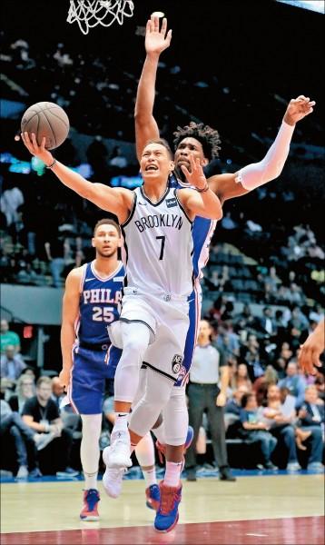 NBA熱身賽》防守崩盤 籃網不敗破功