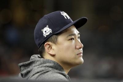 MLB》田中將大扛美冠首戰 洋基奪冠率竟飆第1