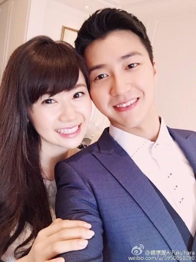 桌球》愛妻福原愛產女娃 江宏傑宣布當爸爸了!