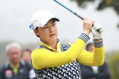 高球》2017台日交流香川縣女子高爾夫球賽第2回合 李旻一桿進洞