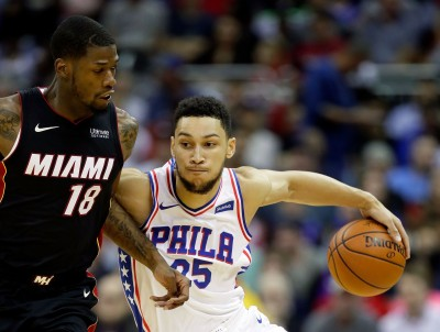 NBA》西蒙斯打出狀元身手 七六人熱身賽二連勝