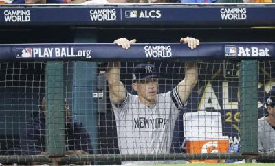 MLB》沒有逆境不會打? 洋基1紀錄笑翻球迷
