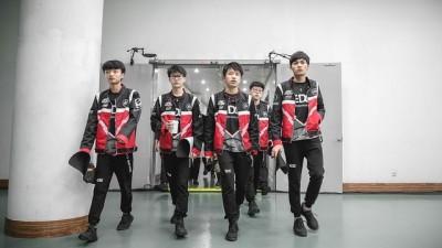 LOL世界賽》中國EDG谷底反彈 連勝北美C9與台灣ahq