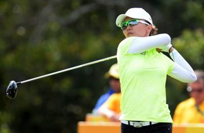 日本LPGA巡迴賽》富士通女子高球賽   盧曉晴逆轉南韓奪冠