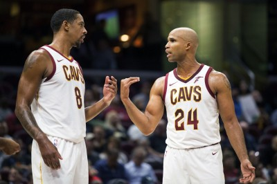 NBA》奪冠老將感謝騎士 傑佛森:這座城市別具意義