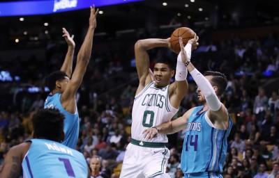 NBA》綠衫軍開幕戰對騎士 新秀塔圖姆:我最想防守詹姆斯