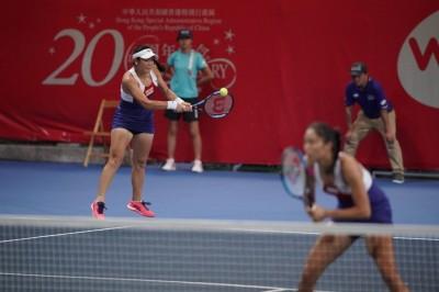 網球》詹家姊妹今下午爭后 女網雙打決戰中國組合