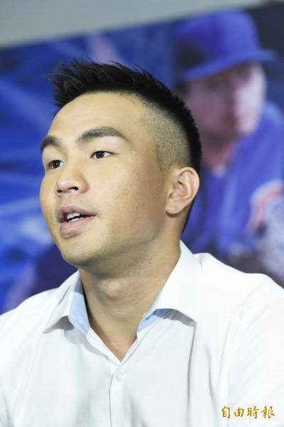 MLB》後援奪首勝 曾仁和:沒想到會上場(影音)