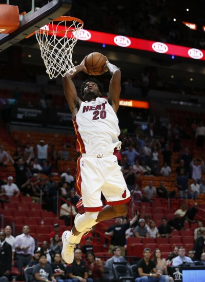 NBA》熱火防守悍將發豪語 新球季「目標82勝」