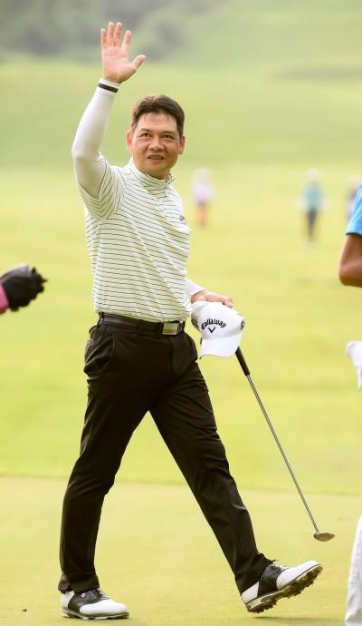 高爾夫》高雄公開賽第1回合 葉偉志領先