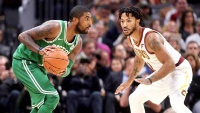 NBA》厄文遭滿場騎士迷噓爆 主帥:還是有很多人會歡呼啦