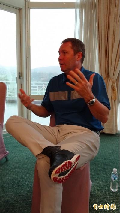 高爾夫》裙襬搖搖有熱情 LPGA執行長惠恩專訪