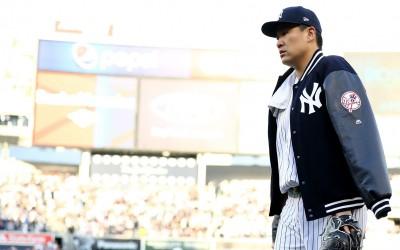 MLB》田中將大猛拉尾盤 1數據說明驚人宰制力