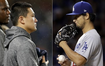 MLB》田中將大WS對決達比修?日媒推測這戰有機會