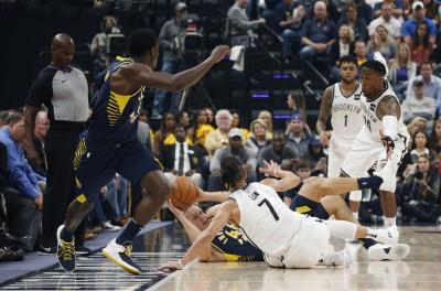 NBA》林書豪又傷退拿18分 籃網禁區失守首戰不敵溜馬