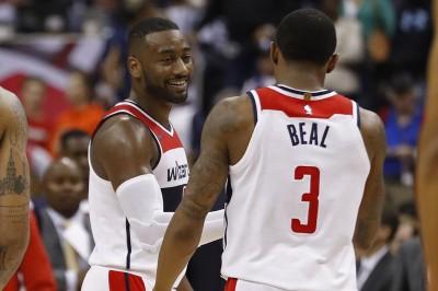 NBA》卡文頓29分無用 巫師雙槍砍53分退七六人
