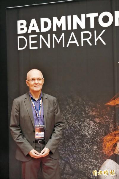 丹麥行銷羽球 體育協會公司化