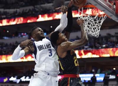 NBA》調整心態再出發 諾埃爾替補上場拿雙十