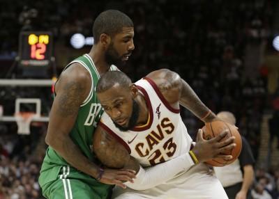NBA》騎士球迷噓爆厄文 詹皇:沒什麼,我也有過!