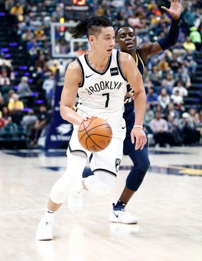 NBA》戰績擺後面 籃網教頭:我只想到林書豪的健康