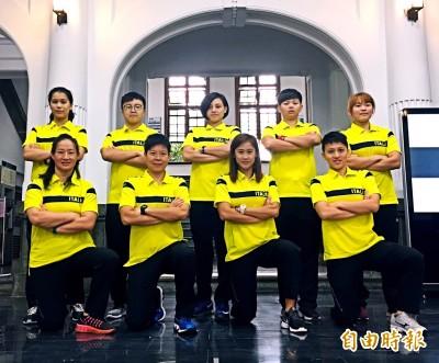 兩屆卡巴迪國家隊隊長領銜 新竹市全國運代表隊出征