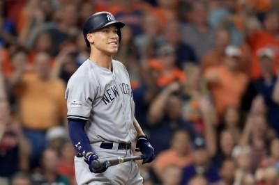 MLB》賈吉又開轟 吞K數卻並列季後賽最多(影音)