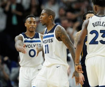 NBA》超級第六人命中關鍵三分  灰狼主場險勝爵士(影音)