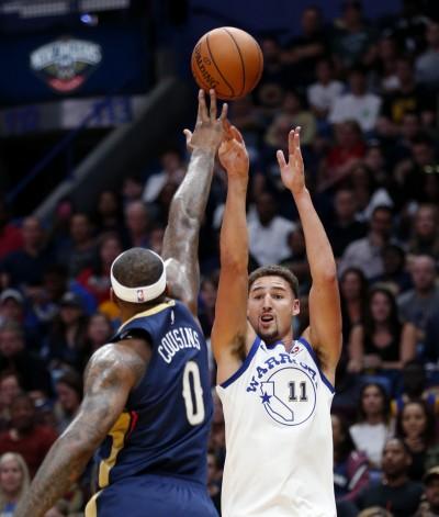 NBA》拿越多分捐越多 湯普森捐款助加州大火(影音)