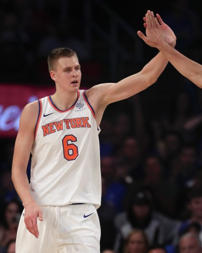 NBA》與尼克延長新秀合約? 波神:當然好