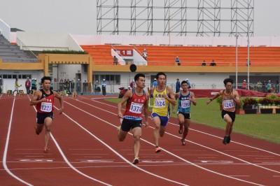 全運會》「台灣最速男」楊俊瀚宜蘭全運飆速 10秒34晉級下午決賽
