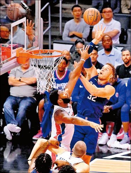 NBA》下半場大當機 快艇吞首敗