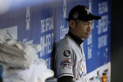 MLB》一朗遭放生 台日韓剩2野手在大聯盟名單