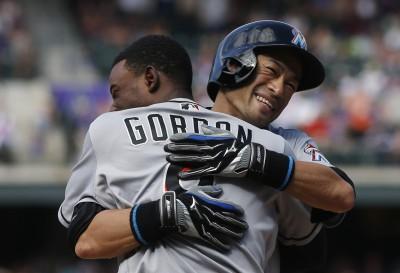 MLB》「謝謝你用你的方式教我」馬林魚球星淚謝一朗