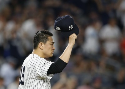 MLB》洋基嗨翻! 田中將大決定續留至2020年(影音)
