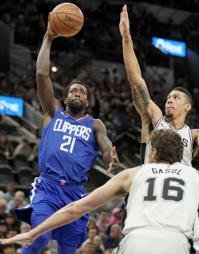 NBA》「天空貝」右膝痠痛 預計缺席兩場比賽
