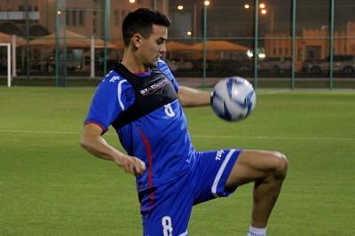 足球》期待這一刻很久了!周定洋正式向台灣男足報到