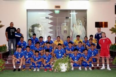 足球》搭噴射機直飛土庫曼 台灣男足要創造歷史