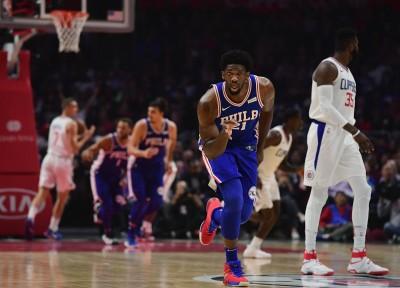 NBA》七六人三巨頭合砍85分 睽違6年客場擊敗快艇