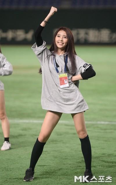 亞冠賽》台灣啦啦隊性感又可愛 南韓媒體瘋拍