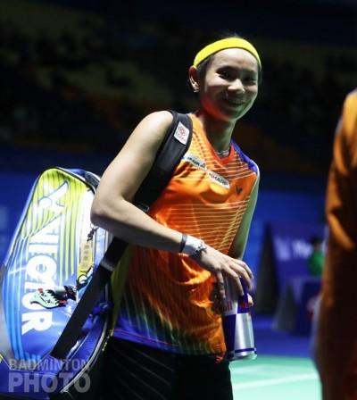 中國頂超賽》再過一關!球后戴資穎33分鐘贏球 闖女單8強